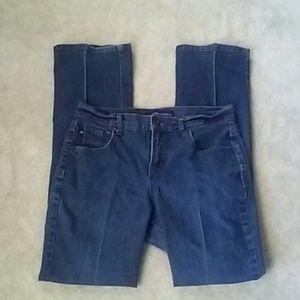 Bandolino Blue Jeans Size 8